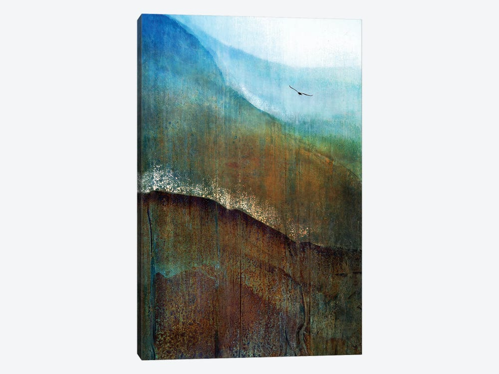 Wyeth Gorge by LuAnn Ostergaard 1-piece Canvas Art Print