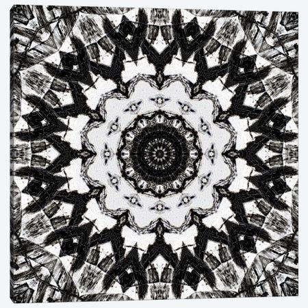 Chikara Mandala VI 3-Piece Canvas #OST20} by LuAnn Ostergaard Canvas Art Print