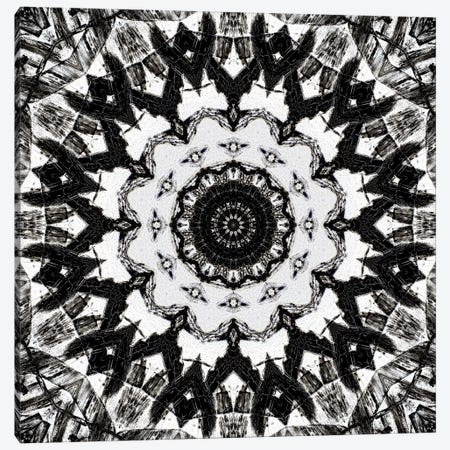 Chikara Mandala VI 3-Piece Canvas #OST20} by LuAnn Ostergaard Canvas Art Print