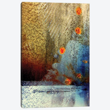 Echo Lake Canvas Print #OST26} by LuAnn Ostergaard Canvas Wall Art