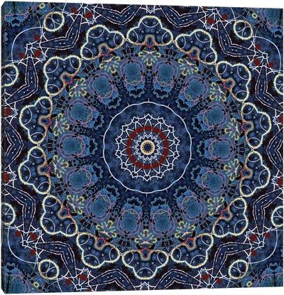 Ao Yake Mandala Canvas Art Print