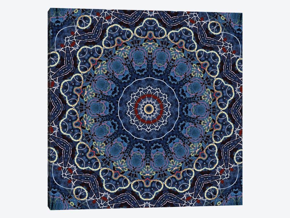 Ao Yake Mandala by LuAnn Ostergaard 1-piece Canvas Wall Art