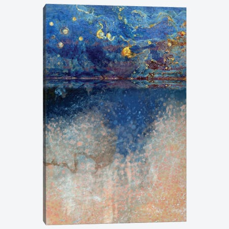 Hoshi Canvas Print #OST51} by LuAnn Ostergaard Canvas Wall Art