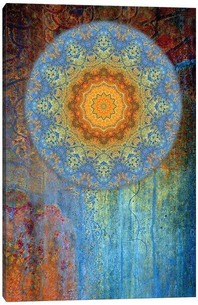 Azuma Mandala Canvas Art Print
