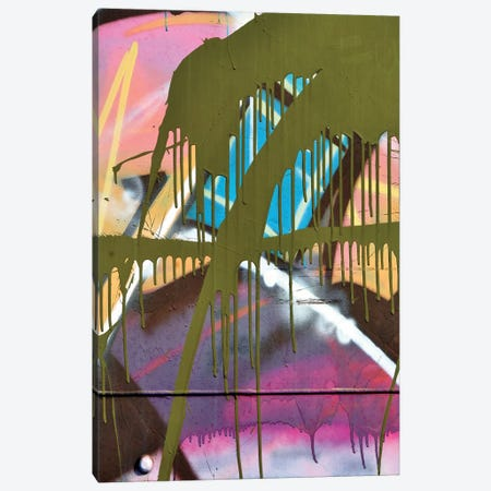 Ochiro II Canvas Print #OST87} by LuAnn Ostergaard Canvas Art