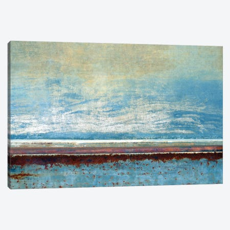 Peaceful Sojourn 3-Piece Canvas #OST89} by LuAnn Ostergaard Canvas Art Print
