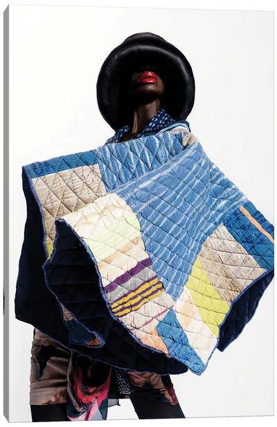 Afro Fashion II Canvas Art Print