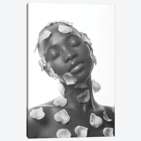 Petals I Canvas Print #OTG32} by Morgan Otagburuagu Canvas Wall Art