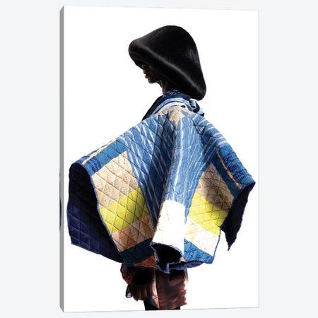 Afro Fashion Canvas Print #OTG4} by Morgan Otagburuagu Canvas Print