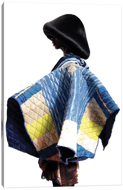 Afro Fashion Canvas Art Print