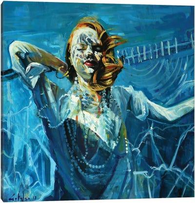 Still The Water IV Canvas Art Print