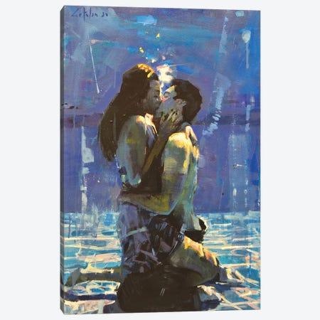 Still Loving You Canvas Print #OTL48} by Marco Ortolan Canvas Art