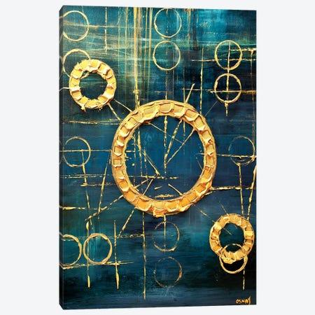 Constelation Armada Canvas Print #OTZ105} by Osnat Tzadok Art Print