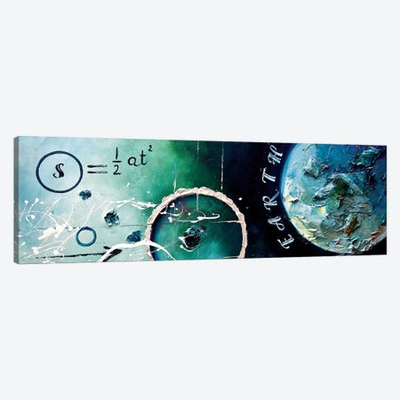 Galileo Formula Canvas Print #OTZ106} by Osnat Tzadok Canvas Art Print