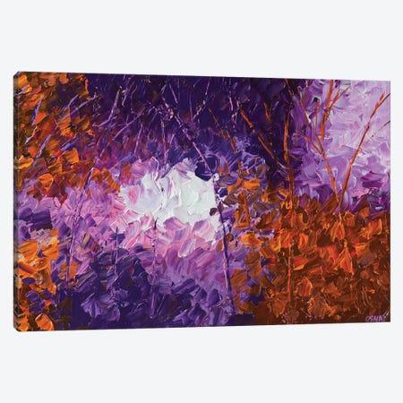 Blossom I Canvas Print #OTZ10} by Osnat Tzadok Canvas Art Print