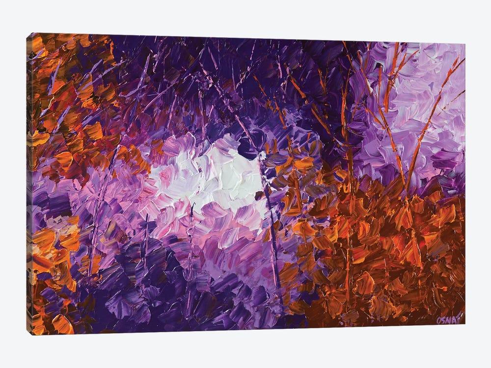 Blossom I by Osnat Tzadok 1-piece Canvas Artwork