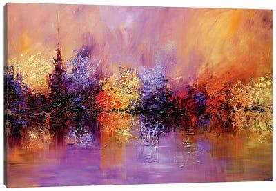 Spring Time Canvas Art Print