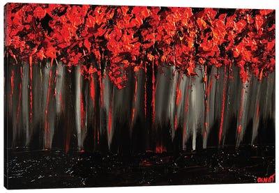 Blossom II Canvas Art Print