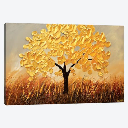 The Olive Tree Canvas Print #OTZ120} by Osnat Tzadok Canvas Art