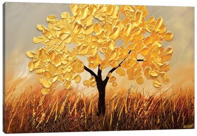 The Olive Tree Canvas Art Print