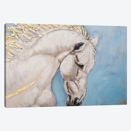 Golden Canvas Print #OTZ126} by Osnat Tzadok Canvas Print