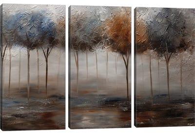The Silver Pond Canvas Art Print