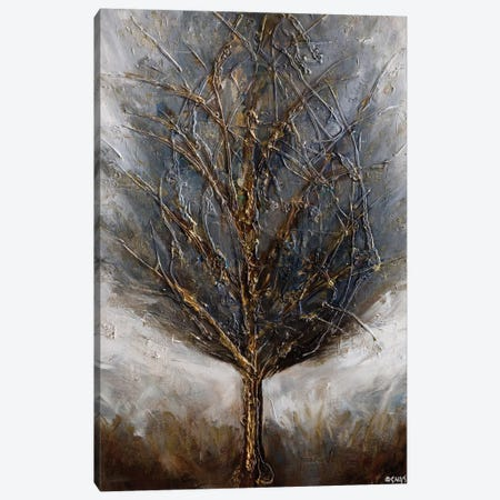Roots 3-Piece Canvas #OTZ128} by Osnat Tzadok Canvas Artwork