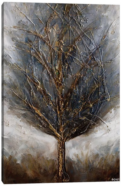 Roots Canvas Art Print