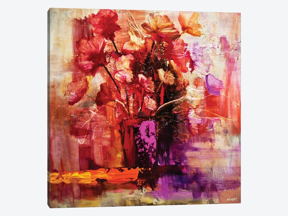 Blossom VI by Osnat Tzadok 1-piece Canvas Artwork