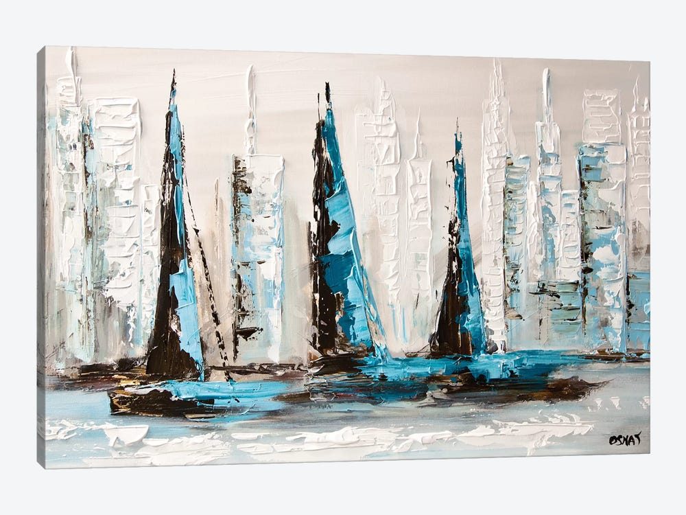 City Of Peace by Osnat Tzadok 1-piece Art Print