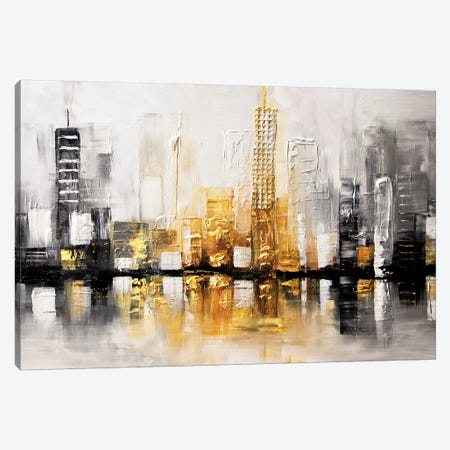 City View Canvas Print #OTZ19} by Osnat Tzadok Canvas Print
