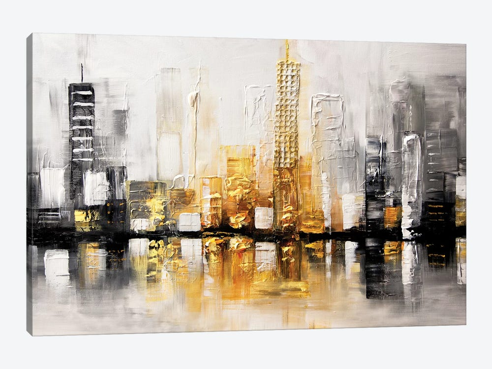 City View 1-piece Art Print