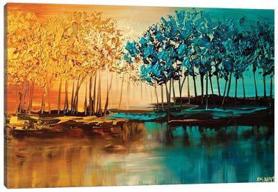 Eden Canvas Art Print