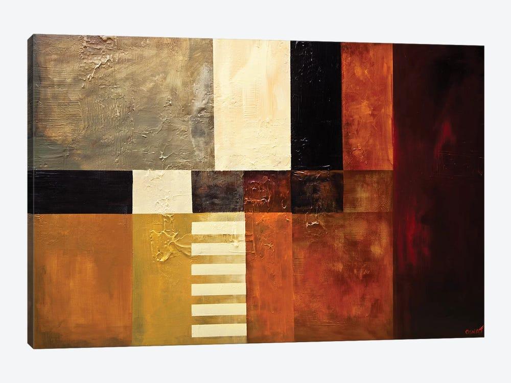 Elegance V by Osnat Tzadok 1-piece Canvas Artwork