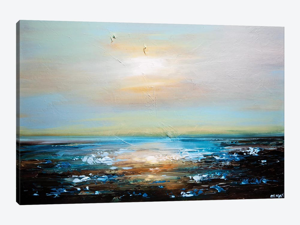Freedom II by Osnat Tzadok 1-piece Canvas Print