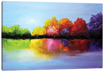 Heaven Canvas Art Print