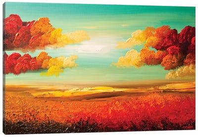 Heaven's Gate Canvas Art Print
