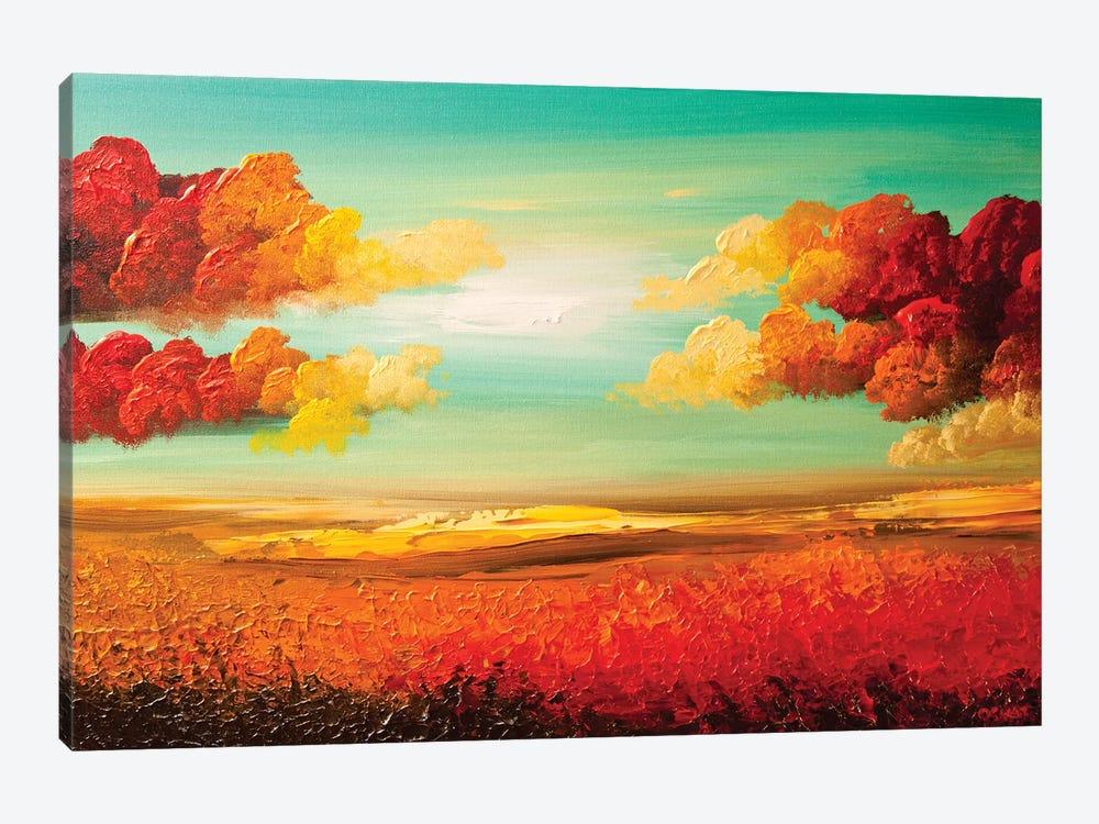 Heaven's Gate by Osnat Tzadok 1-piece Canvas Artwork