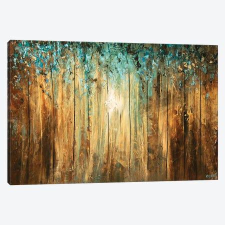 A Ray Of Light Canvas Print #OTZ2} by Osnat Tzadok Canvas Art