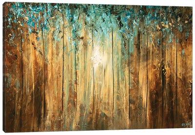 A Ray Of Light Canvas Art Print