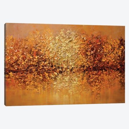 Orange County Canvas Print #OTZ38} by Osnat Tzadok Art Print