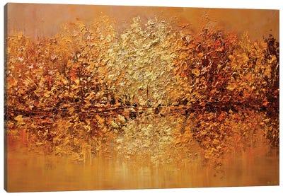 Orange County Canvas Art Print