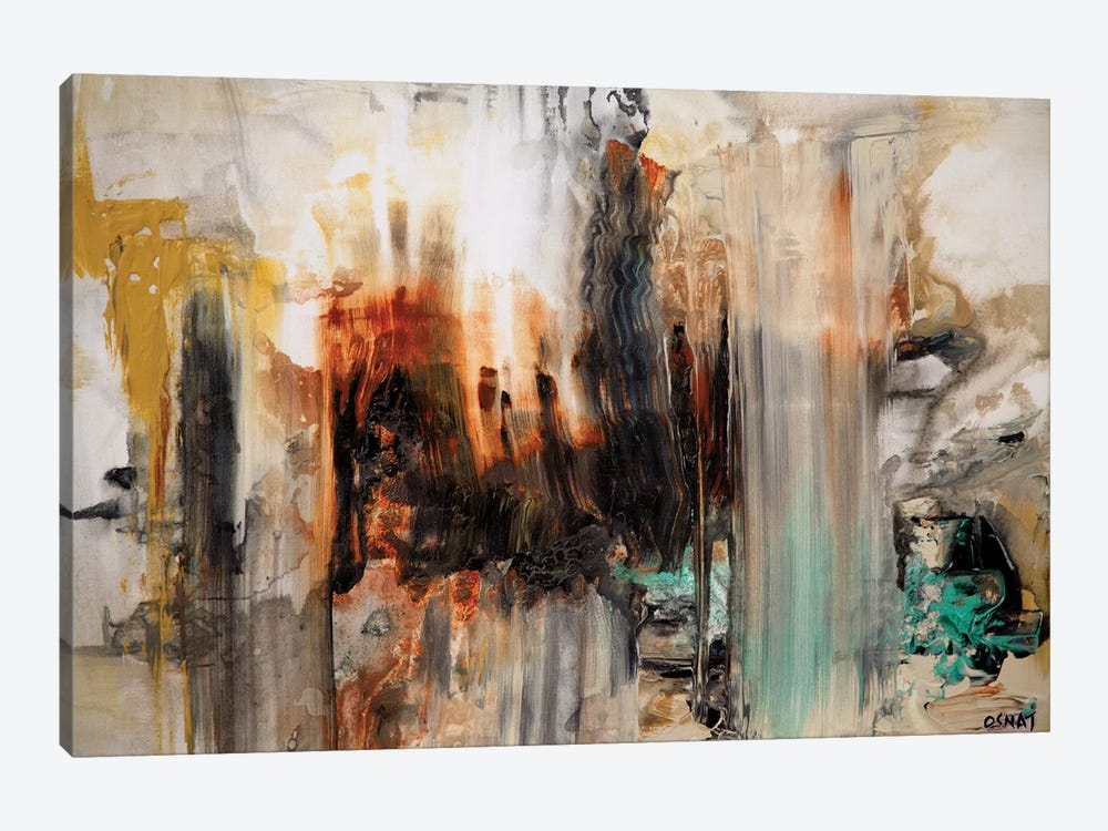 Abstract by Osnat Tzadok 1-piece Art Print