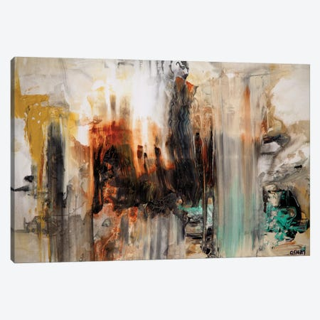 Abstract Canvas Print #OTZ3} by Osnat Tzadok Canvas Wall Art