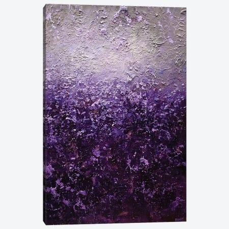 Purple Haze Canvas Print #OTZ44} by Osnat Tzadok Canvas Art Print