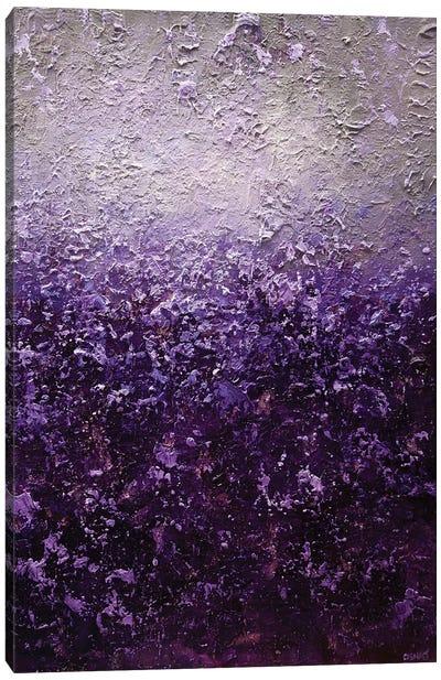 Purple Haze Canvas Art Print