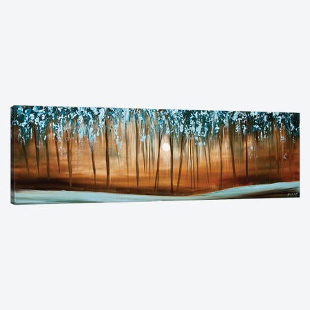 Rainforest 3-Piece Canvas #OTZ48} by Osnat Tzadok Canvas Artwork