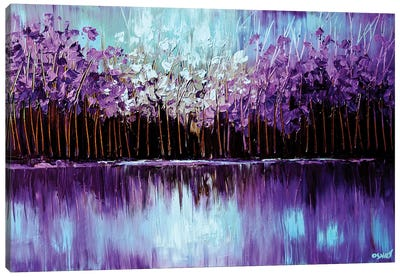 Reflection Canvas Art Print