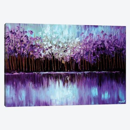 Reflection Canvas Print #OTZ52} by Osnat Tzadok Canvas Art Print