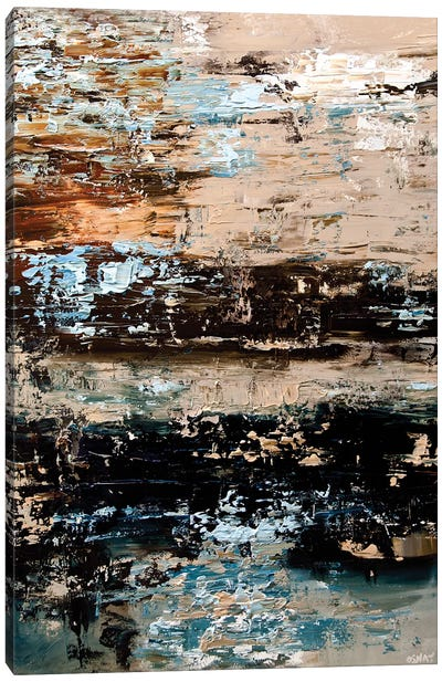 Rust I Canvas Art Print